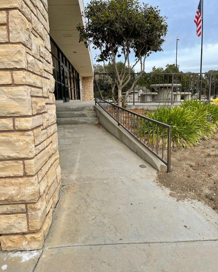 Preview image for Ventura College - Student Center 3 Stair Out Rail