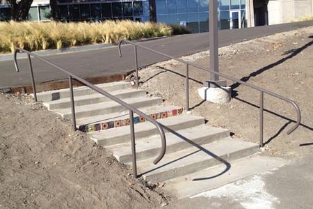 Preview image for Saddleback 8 Stair Rail