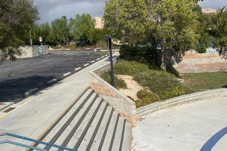 Preview image for Stevenson Ranch Elementary School Gap Over Hubba