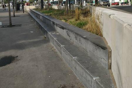 Preview image for Porte de Pantin Ledges