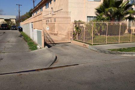 Preview image for Vanowen Bump To Street Gap