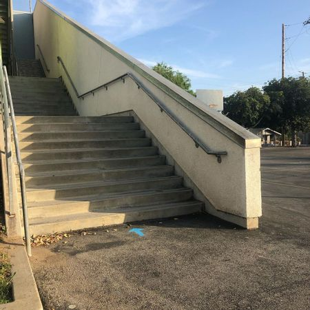 Preview image for Aragon Avenue Elementary School - 10 Stair Hubba