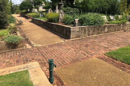 Preview image for Oakland Cemetary Flat Gap