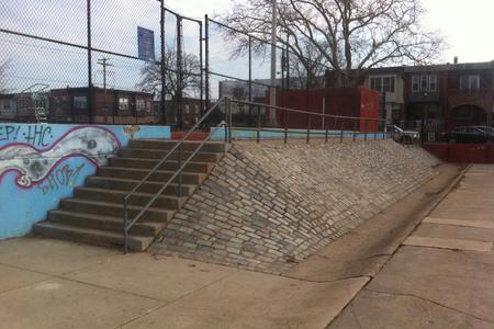 preview image for Murphy Recreation Center 9 Stair Rail