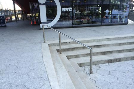 Preview image for Seaport 4 Stair Rail