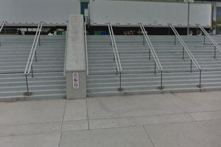 Preview image for Staples Center Hubba/18 Stair