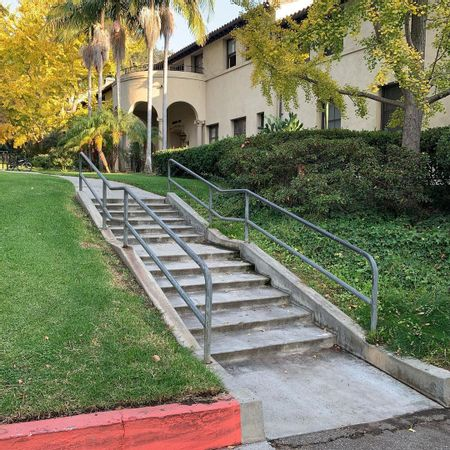 Preview image for Occidental College Double Set Rail