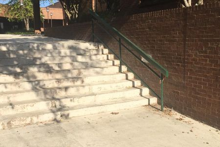 preview image for 9 Stair Green Rail