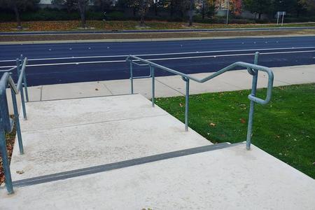 Preview image for Vencil Brown Park 2 Flat 2 Out Rail