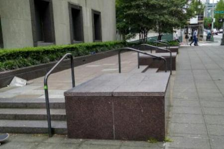 preview image for Federal Building Ledges
