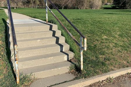 Preview image for Canyon Rim Park 7 Stair Rail