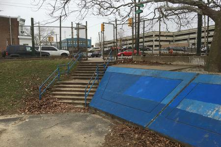 preview image for Frankford Playground Gap To Bank