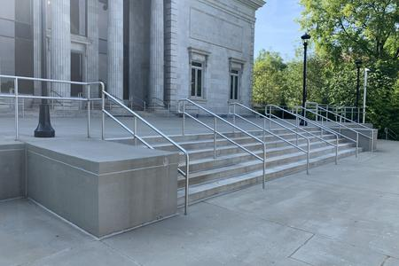 Preview image for Grant Park 6 Stair Rails