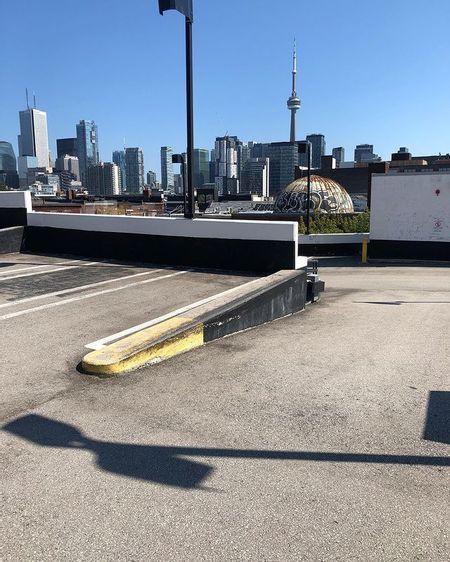 Preview image for Baldwin St Parking Deck Ledge