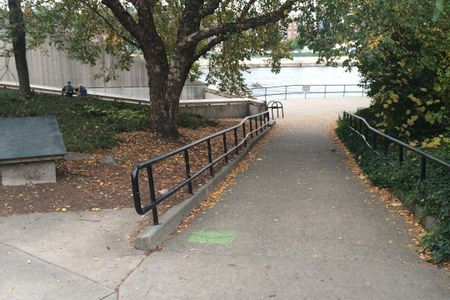 Preview image for Fish Ladder Park Down Hill Rail