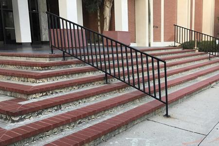Preview image for Hebrew Union College 7 Stair Rail