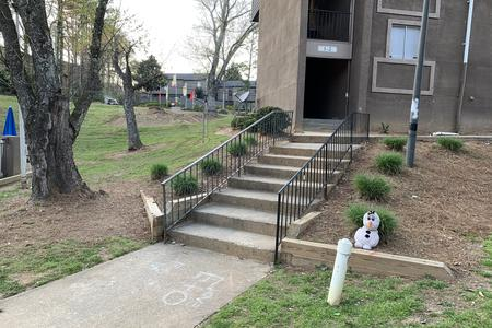 Preview image for Long 8 Stair Rail