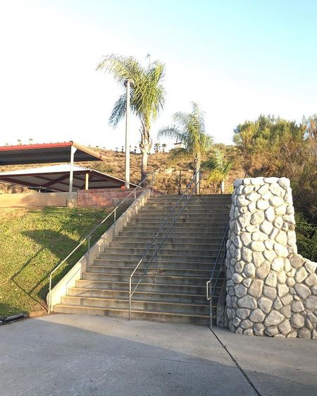 Preview image for El Capitan High School 21 Stair Rail
