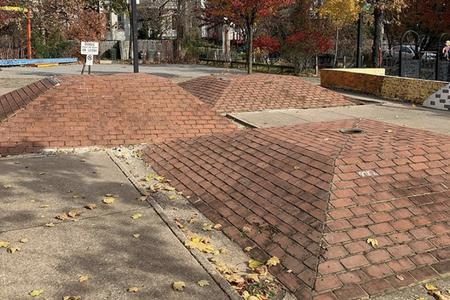 Preview image for Madison And Whitlock Brick Pyramids