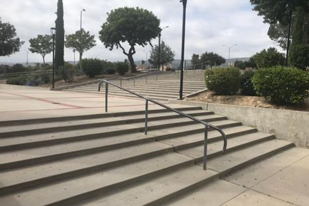 Preview image for Moorpark College 7 Stair Rail