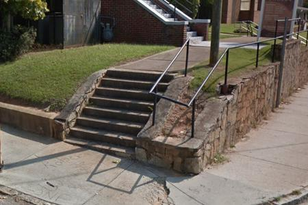 Preview image for 8 Stair Pop Out Rail