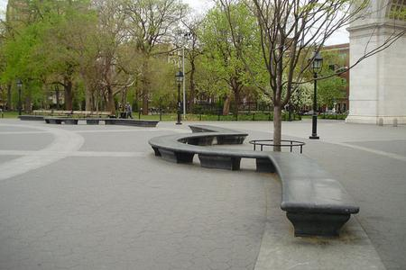 Preview image for Washington Square Benches