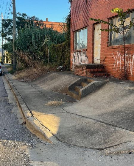 Preview image for 12th St - Banked Gap Over Stairs
