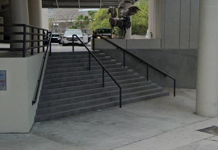 Preview image for Hyatt 13 Stair Rail