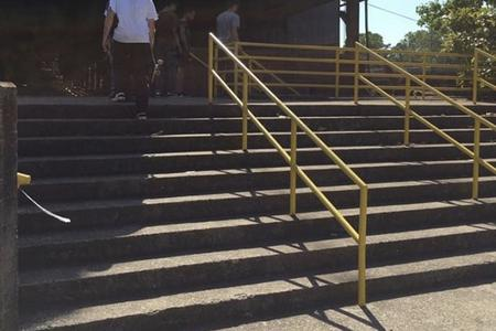 preview image for SLOSS Furnaces 9 Stair Rail