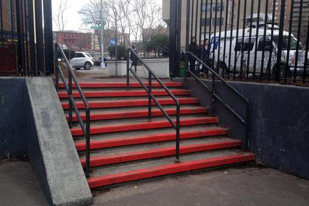 preview image for Columbus Park 8 Stair Rail