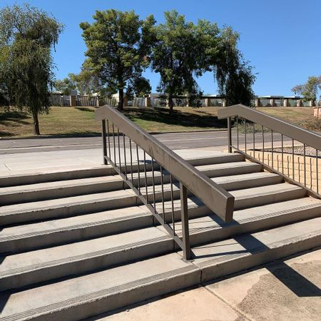 Preview image for The Wedge - 6 Stair Rail