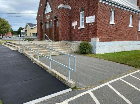Preview image for Church 5 Stair Out Rail