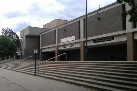 preview image for South High School 9 Stair Rail