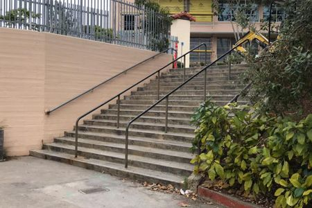 Preview image for La Jolla High School 18 Stair Rail
