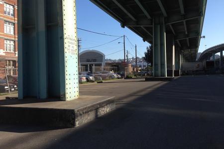 Preview image for Parking Lot Ledges