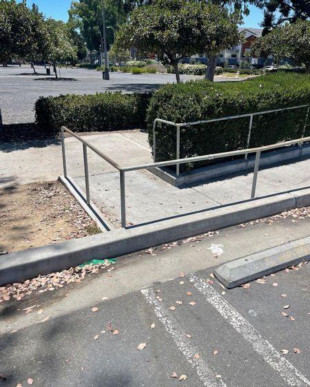 Preview image for CSU Northridge - Handicap Out Rail