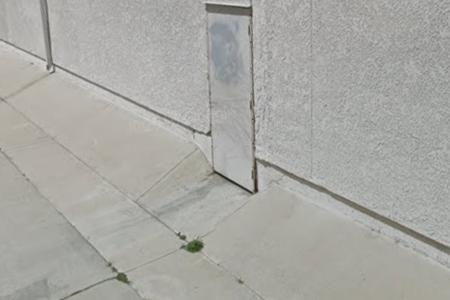 Preview image for Banked Wallride Over Door
