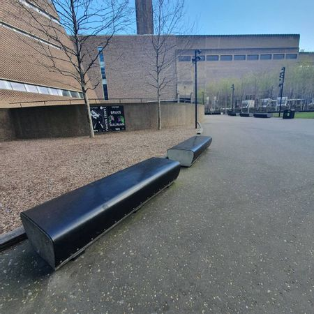 Preview image for Tate Modern - Black Ledges