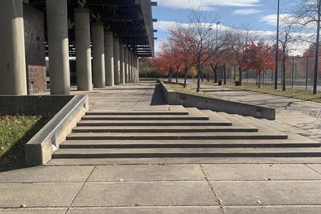 Preview image for Anacostia Park 7 Stair Hubbas