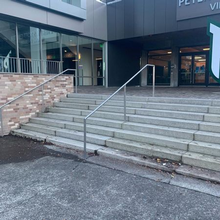 Preview image for Portland State University 8 Stair Rail