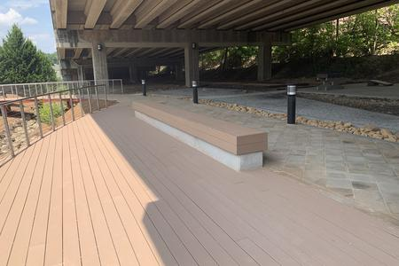 preview image for Chamblee Wood Benches