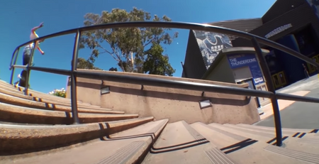 preview image for UCSB - 14 Stair Rail