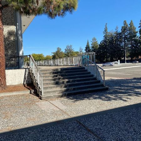 Preview image for Cubberley Community Center - 8 Stair Rail