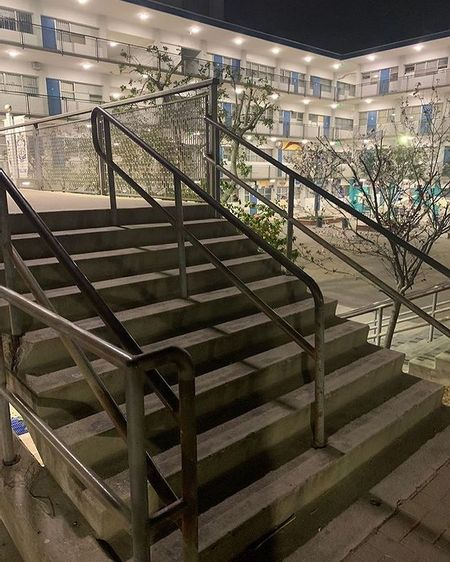 Preview image for Franklin High School 9 Stair Rail