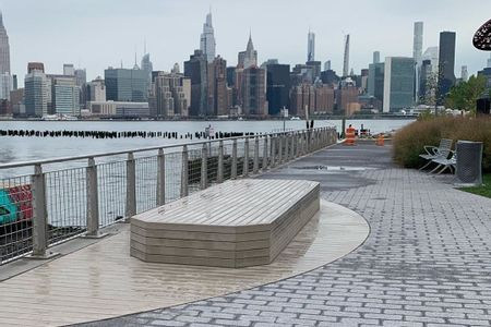 Preview image for Greenpoint Waterfront Wood Ledge