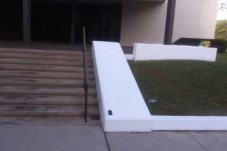 preview image for North Brunswick High School 9 Stair Rails / Hubba