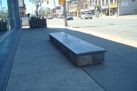 Preview image for Eglinton West Library Ledge