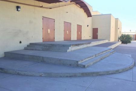 Preview image for Tillman Middle School Manny Pad / Ledges