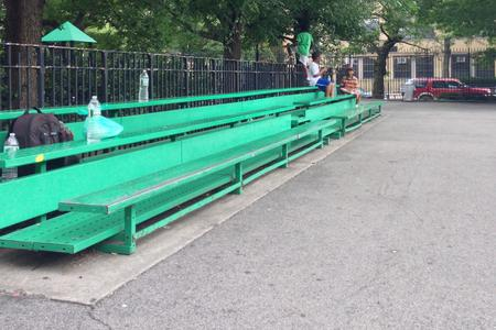 Preview image for Green Bleachers