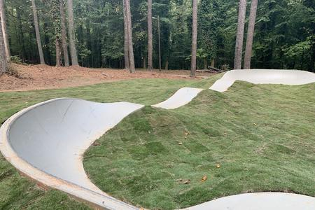 Preview image for Skyes Park Pump Track